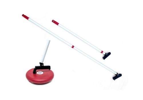 Экстендер для напольного кёрлинга телескопический