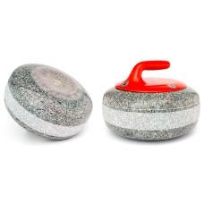 Комплект оригинальных камней для кёрлинга (Шотландия)