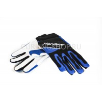 Перчатки для кёрлинга Hardline синие
