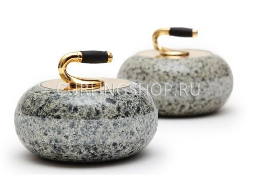 Сувенирный керлинговый камень